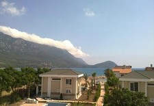 Kemer Villas Beachfront Breathtaking views 4 Bedrooms for sale