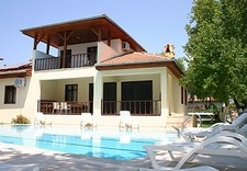 Koycegiz Villas 2 Detached with Large Pools 9 Bedrooms for sale