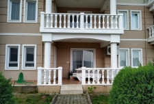2 Bedroom Fully Furnished Duplex Apartment in Ovacik