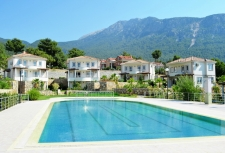 Beautiful Villas For Sale in Ovacik 3 Bedroom