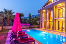 Brand New Fully Furnished Detached Villa in Ovacik