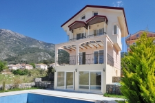 Cosy Ovacik Villa Quick Sale 4 Bedrooms