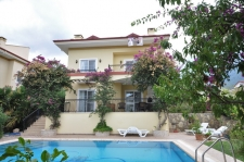 Spacious Ovacik Villa With Private Walled Garden