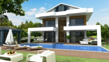 Four Bedroom Detached Villa With Large Swimming Pool
