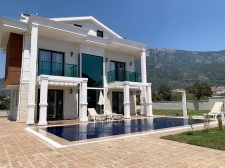 Luxury Desinged Ovacik Villas with Private Pool For Sale