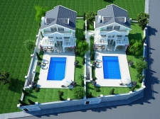 4 Bedroom Brand New Triplex Villa with Swimming Pool