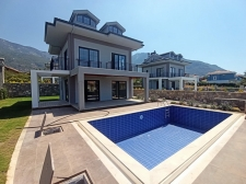 Brand New 4 Bedroom Detached Villa with Pool and Garden