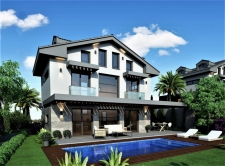 Fabulous 4 Bedroom Detached Villas with Private Pool