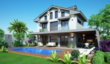 Beautiful Exquisite Luxury 4 Bedroom Villas in Ovacik