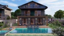 4 Bedroom Villas with Private Pool & Landscaped Garden