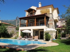Five Bedroom Detached Villa in Peaceful Ovacik