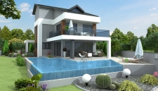 5 Bedroom Triplex Luxury Villa with Swimming Pool