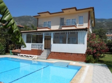 Fully Furnished 5 Bedroom Detached Villa Ovacik Fethiye