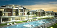 Exclusive residential complex in Side