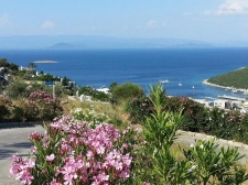Panoramic Land for sale in Bodrum Turkbuku