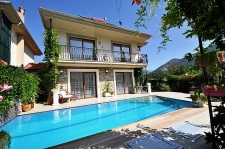 3 Bedroom Detached Villa in Peaceful Uzumlu