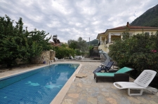 Villa and Guest House with Pool Uzumlu Fethiye
