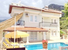 Large 4 Storey Detached Villa with Pool in Uzumlu Fethiye