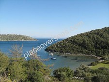 Land in Bodrum Cokertme Beachfront for Sale for sale