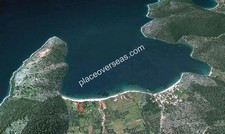 Beachfront Land in Bodrum Cokertme for Sale