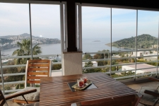 Resale Penthouse Excellent Sea View in Yalikavak