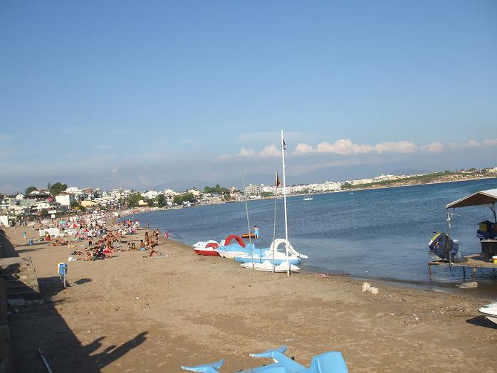 Altinkum Beaches