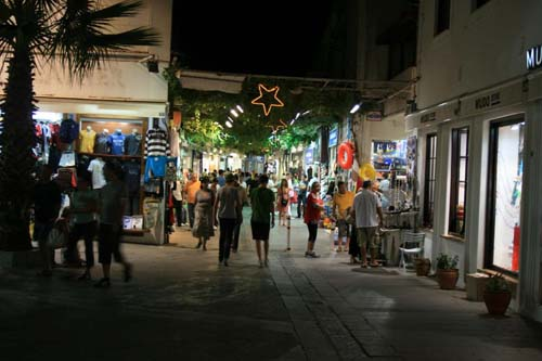 Bodrum Town: Local Market