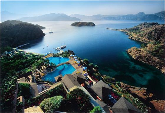 Gocek; tranquil and most picturesque