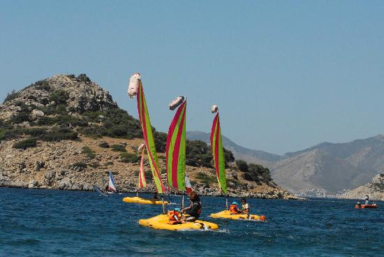 Take a cruise and see Datca from the sea.